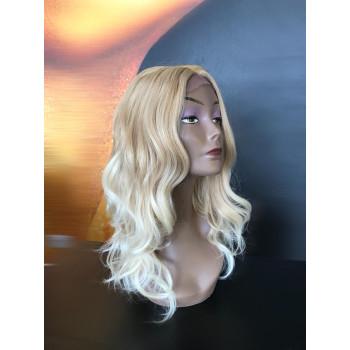 Peruca wave blonde