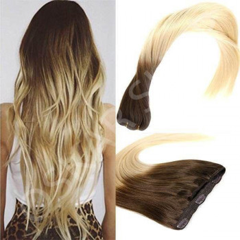Clip On DeLuxe Ondulat Black Collection Balayage #7 #613