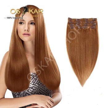 Clip On DeLuxe Ondulat Black Collection #8N