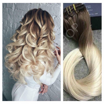 Set Easy Clip-On Ombre #5 #60