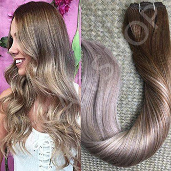 Set Easy Clip-On Ombre #5 Light Grey
