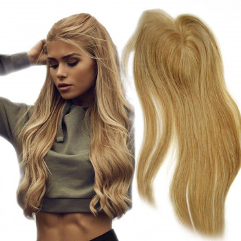 Front Lace Blond Mediu