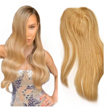 Front Lace Blond Frappe