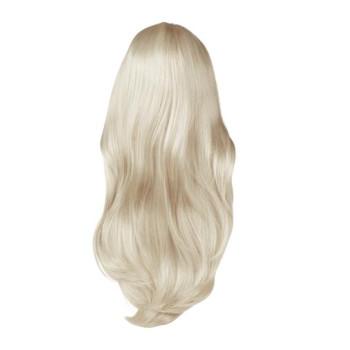 Mese de Volum cu Cordeluta DeLuxe Blond Platinat