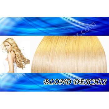 Mese de Volum cu Cordeluta DeLuxe Blond Deschis