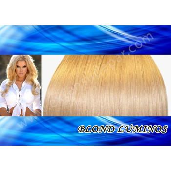 Mese de Volum cu Cordeluta DeLuxe Blond Luminos
