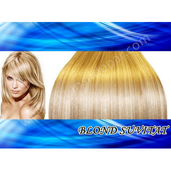Mese de Volum cu Cordeluta DeLuxe Blond Suvitat