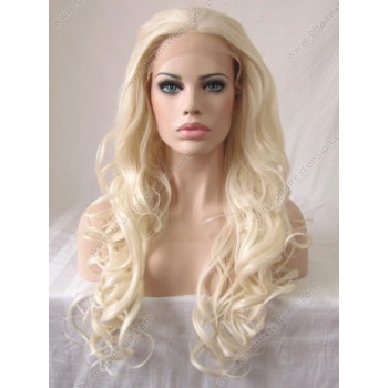 Peruca din par natural light blonde