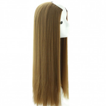 Semiperuca Par Natural U Part Blond Aluna Drept