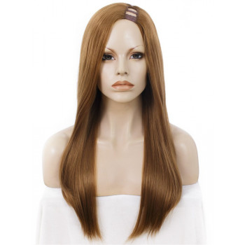 Semiperuca Par Natural U Part Blond Inchis