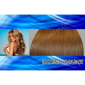 Extensii Front Lace (Semiperuca) DeLuxe Blond Aluna