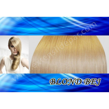 Extensii Front Lace (Semiperuca) DeLuxe Blond Bej