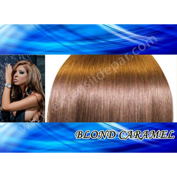 Extensii Front Lace (Semiperuca) DeLuxe Blond Caramel