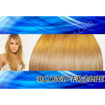 Extensii Front Lace (Semiperuca) DeLuxe Blond Frappe