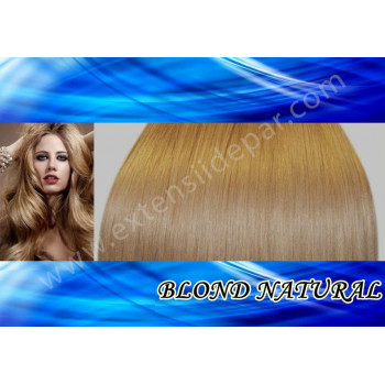 Extensii Front Lace (Semiperuca) DeLuxe Blond Natural