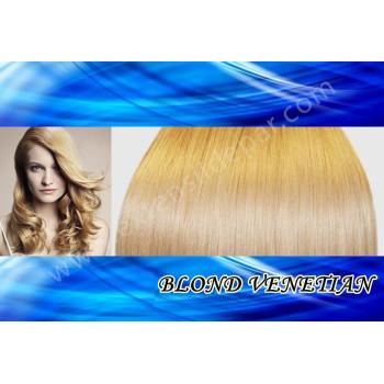 Extensii Front Lace (Semiperuca) DeLuxe Blond Venetian