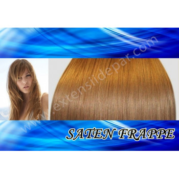 Extensii Front Lace (Semiperuca) DeLuxe Saten Frappe
