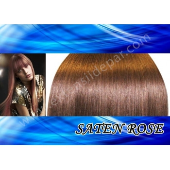 Extensii Front Lace (Semiperuca) DeLuxe Saten Rose
