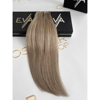 Extensii Tape-in Russian Hair Blond Nisipiu #20