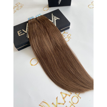 Extensii Tape-in Russian Hair Saten Mediu #5