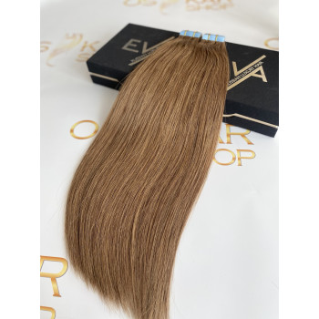 Extensii Tape-in Russian Hair Blond Inchis #8