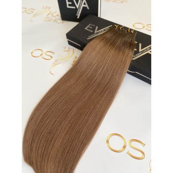 Extensii Tape-in Russian Hair Ombre #4/#20