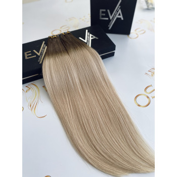 Extensii Tape-in Russian Hair Ombre #5/#18