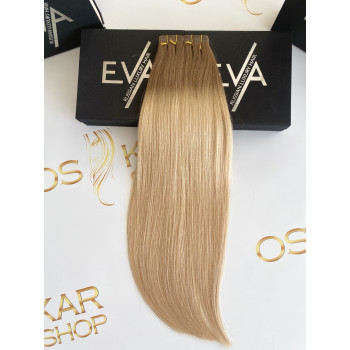 Extensii Tape-in Russian Hair Ombre #7/#27