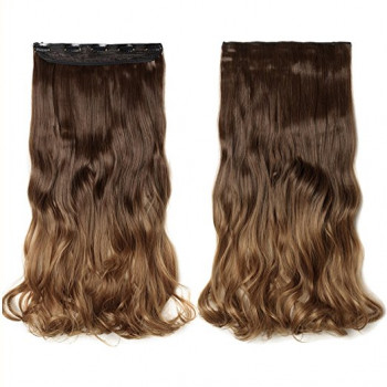 Trese Clip-On Ondulate Sintetic Ombre 3 8n